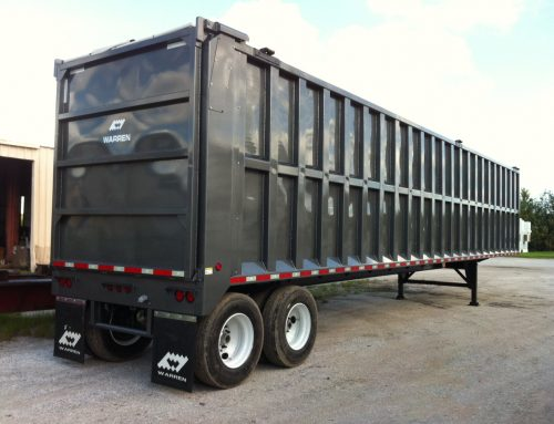 Steel Ejector Trailers Gallery