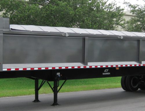 Warren Trailer Chosen as Cramaro Tarp System of The Month