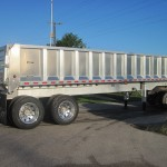 Warren WRDT-AA Low Profile Aluminum Dump Trailer