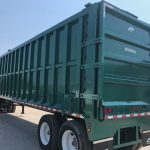 45 ft Horizontal Discharge Ejector Trailer – Featured Unit