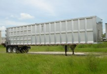 Aluminum Ejector Trailers Gallery