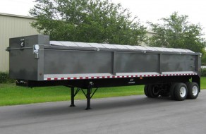 Warren AR-400 Dump Trailer for Johnson Controls
