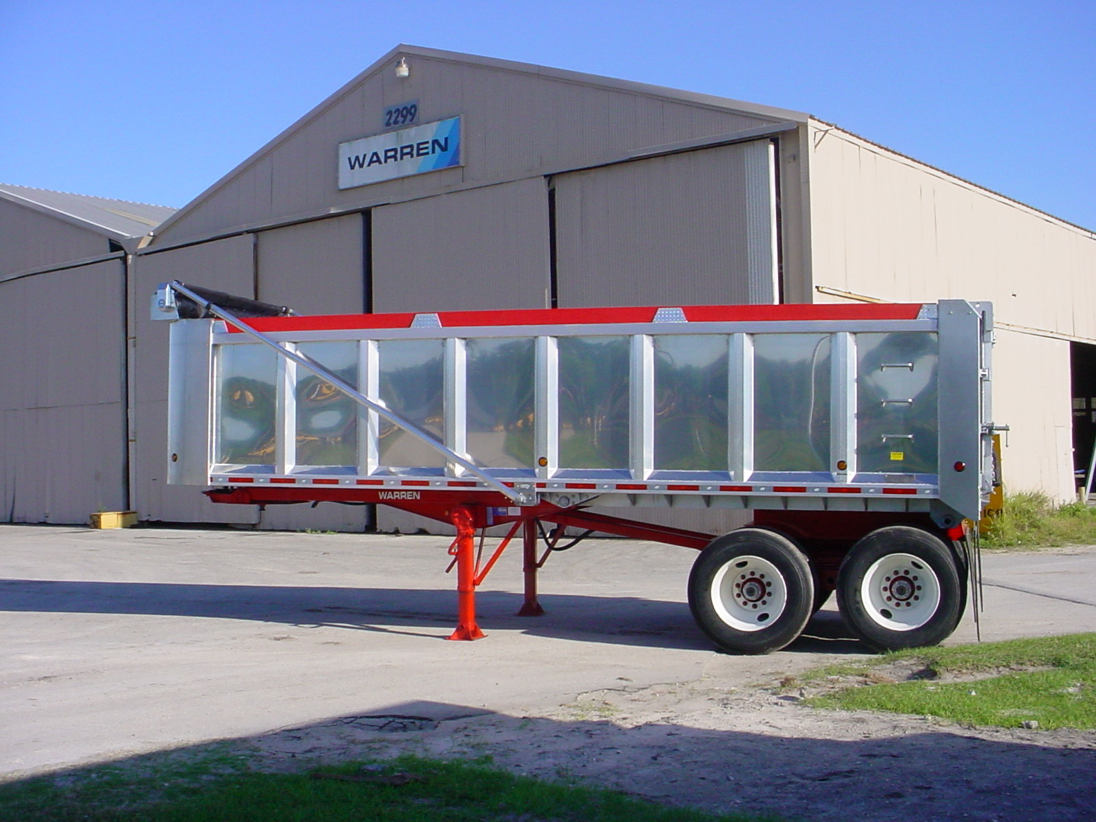 Dump Trailers Warren Equipment Inc