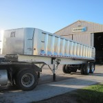 Trailer of the Month – WRDT-AA-3232-2 Aluminum Dump Trailer