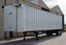 Steel Live Floor Trailers