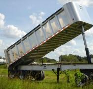 Aluminum Body & Frame Dump Trailers