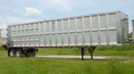 Aluminum Ejector Trailers